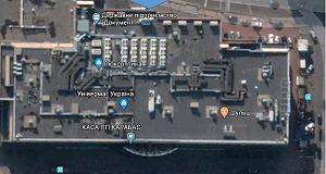 Як дістатися доПаспортного Сервісу вТРЦ «Україна» під час карантину